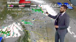 Edmonton Weather Forecast: Dec. 14